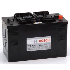T3 030 Bosch Truck Battery 12V 90Ah Type 643 T3030