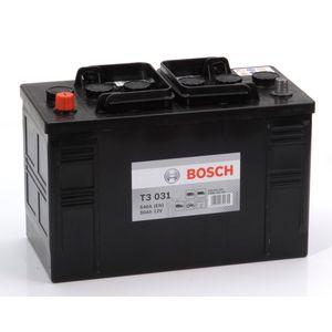 T3 031 Bosch Truck Battery 12V 90Ah Type 644 T3031