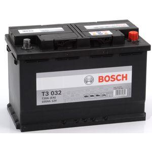 T3 032 Bosch Truck Battery 12V 100Ah T3032