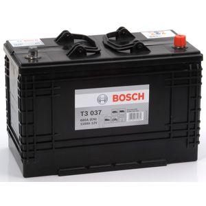 T3 037 Bosch Truck Battery 12V 110Ah Type 665 T3037