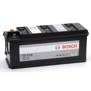 T3 038 Bosch Truck Battery 12V 110Ah Type 615 T3038
