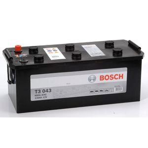 T3 043 Bosch Truck Battery 12V 130Ah Type 622 T3043