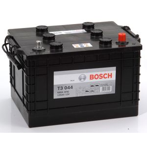 T3 044 Bosch Truck Battery 12V 130Ah Type 633 T3044