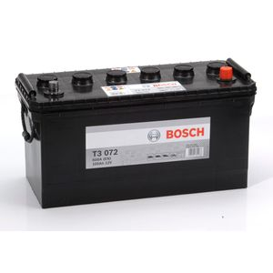 T3 072 Bosch Truck Battery 12V 100Ah Type 221 T3072