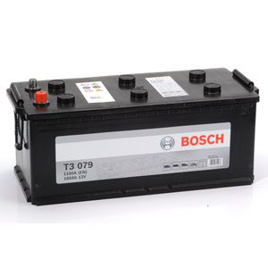 T3 079 Bosch Truck Battery 12V 180Ah Type 626 T3079