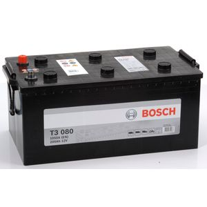 T3 080 Bosch Truck Battery 12V 200Ah Type 625 T3080