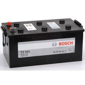 T3 081 Bosch Truck Battery 12V 220Ah Type 625UR T3081