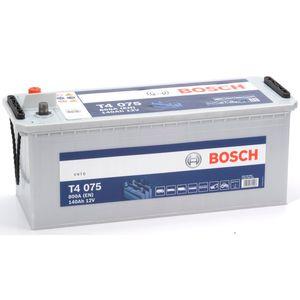 T4 075 Bosch Truck Battery 12V 140Ah Type 627HD T4075