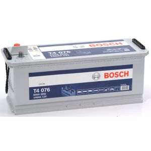 T4 076 Bosch Truck Battery 12V 140Ah Type 630HD T4076