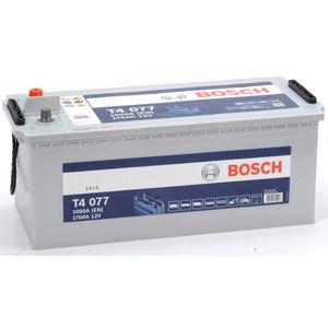 T4 077 Bosch Truck Battery 12V 170Ah Type 629HD T4077