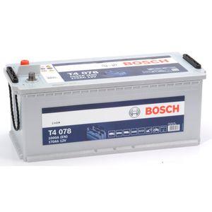 T4 078 Bosch Truck Battery 12V 170Ah Type 620HD T4078