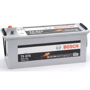 T5 075 Bosch Truck Battery 12V 145Ah Type 627SHD T5075