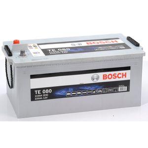 TE 080 Bosch Truck Battery 12V 225Ah Type 625EFB TE080