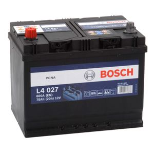 L4027 Bosch Leisure Battery 12V 75Ah L4 027