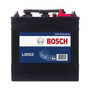 Bosch L50G3 6V 232Ah Deep Cycle Battery L5 0G3 (T125)