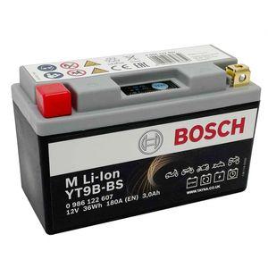 LT9B-BS Bosch Lithium Bike Battery 12V YT9B-BS