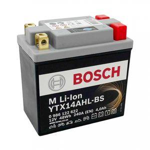 LTX14AHL-BS Q Bosch Lithium Bike Battery 12V YTX14AHL-BS