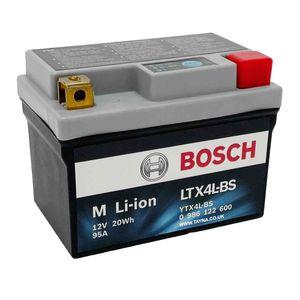 LTX4L-BS Bosch Lithium Bike Battery 12V