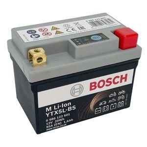 LTX5L-BS Bosch Lithium Bike Battery 12V