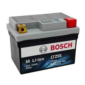 LTZ5S Bosch Lithium Bike Battery 12V