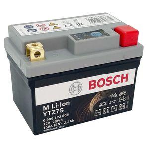 LTZ7S Bosch Lithium Bike Battery 12V