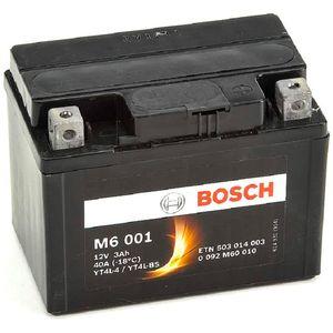 M6001 Bosch Bike Battery 12V