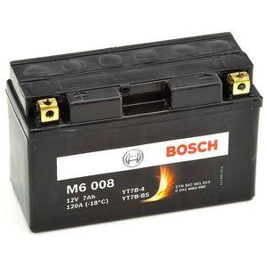 M6008 Bosch Bike Battery 12V YT7B-4