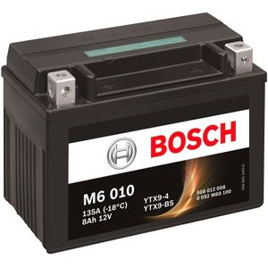 M6010 Bosch Bike Battery 12V