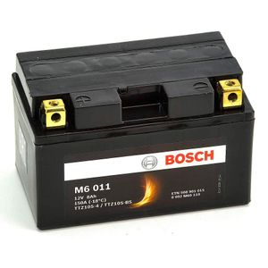 M6011 Bosch Bike Battery 12V