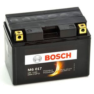 M6017 Bosch Bike Battery 12V