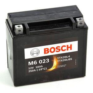 M6023 Bosch Bike Battery 12V