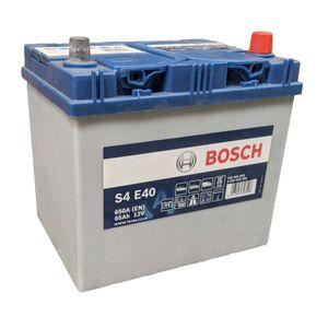 S4 E40 Bosch Car Battery 12V 65Ah Type 005L EFB S4E40