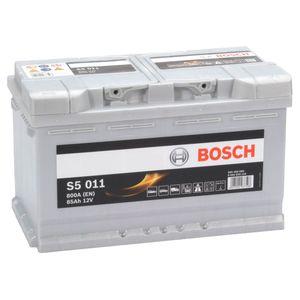 S5 011 Bosch Car Battery 12V 85Ah Type 115 S5011