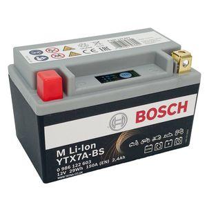 LTX7A-BS Bosch Lithium Bike Battery 12V