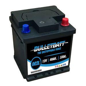 002L BulletBatt Car Battery 12V 40Ah