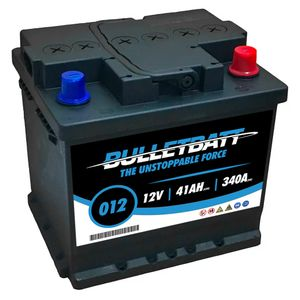 012 BulletBatt Car Battery 12V