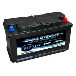 017 BulletBatt Car Battery 12V