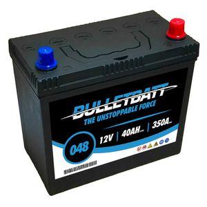 048 BulletBatt Car Battery 12V