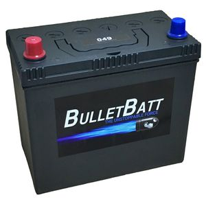 049 BulletBatt Car Battery 12V