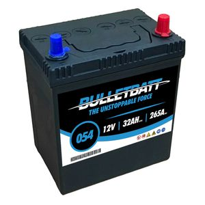 054 BulletBatt Car Battery 12V
