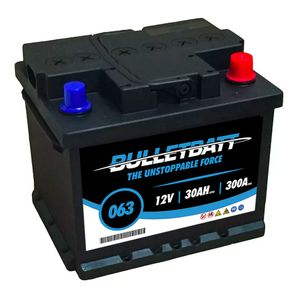 063 BulletBatt Car Battery 12V