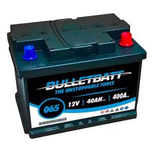 065 BulletBatt Car Battery 12V