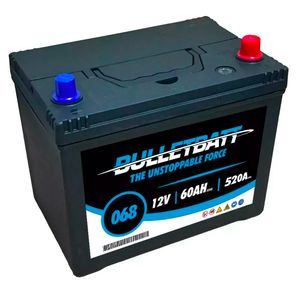 068 BulletBatt Car Battery 12V