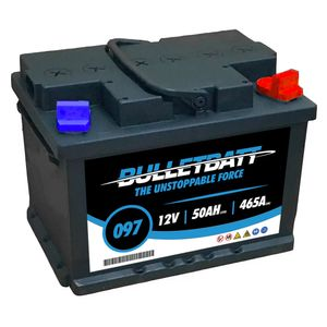 097 BulletBatt Car Battery 12V