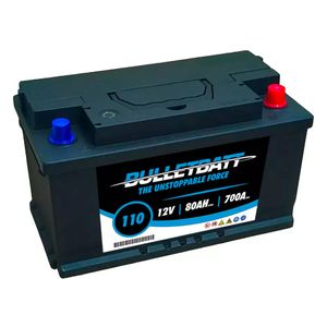 110 BulletBatt Car Battery 12V 80Ah