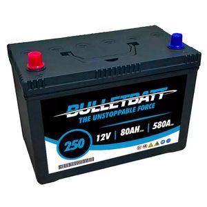 250 BulletBatt Car Battery 12V