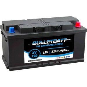 XV190 BulletBatt Leisure Battery 12V 82Ah