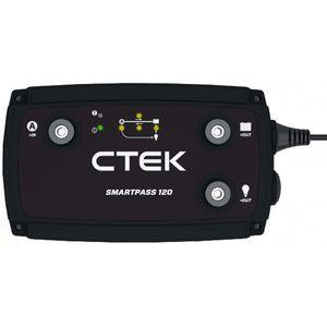CTEK Smartpass 120 DC/DC On Board Power Management System 12V 120A