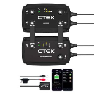 CTEK Off Grid Battery to Battery Charging System