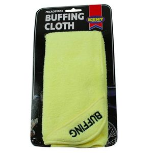 Kent Microfibre Buffing Cloth